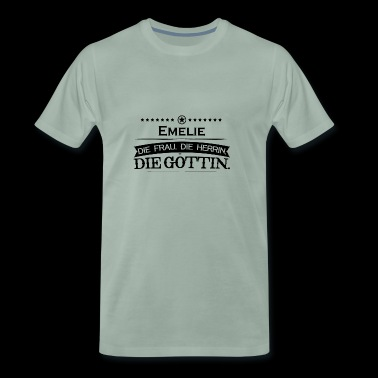 birthday legend goettin emelie - Men's Premium T-Shirt