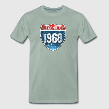 Legend Of 1968 - T-shirt Premium Homme