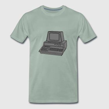 Personal Computer PC 2 - Men's Premium T-Shirt