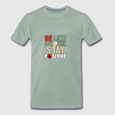 be like protein - Männer Premium T-Shirt