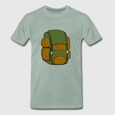 backpack - Men's Premium T-Shirt