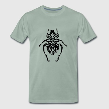 dung beetle - Men's Premium T-Shirt