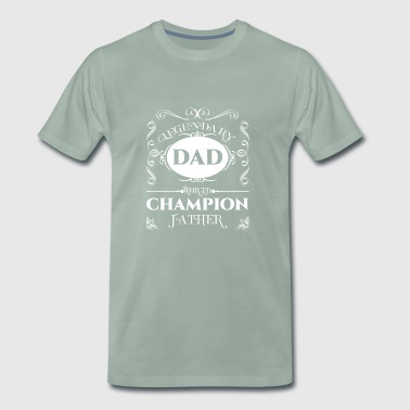 Dad - Dad - Father - Father's Day - Men's Day - Men's Premium T-Shirt