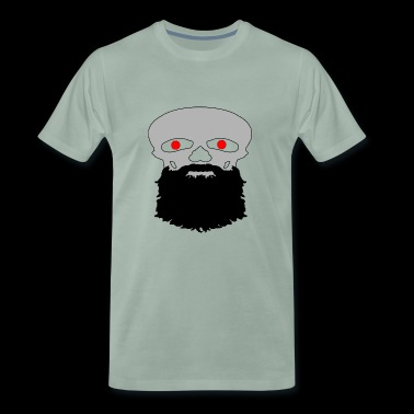 baard skelly - Mannen Premium T-shirt
