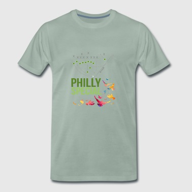 Philly Special American Football - Camiseta premium hombre