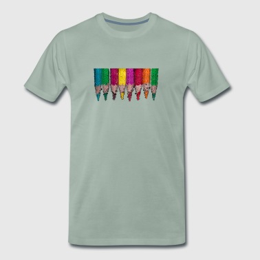 Colour - Männer Premium T-Shirt