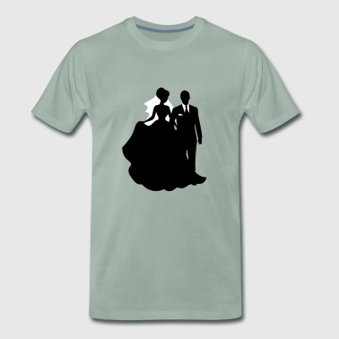Bride or groom - Men's Premium T-Shirt