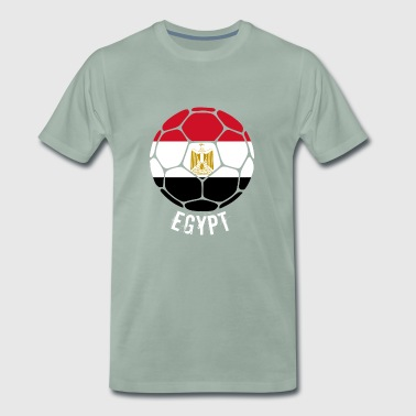 AEGYPTEN Egypte Football Fan - T-shirt Premium Homme
