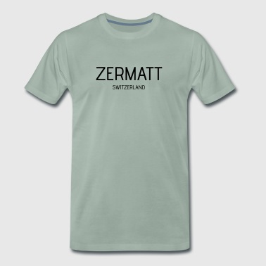 Zermatt - Men's Premium T-Shirt