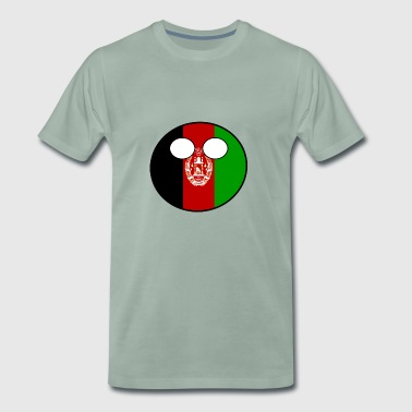 Countryball Country Ball Country Homeland Afghanistan - Men's Premium T-Shirt