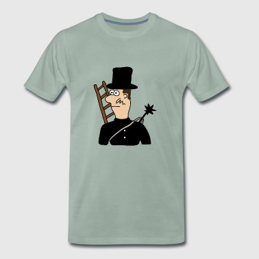 Chimney sweep | Chimney happiness lucky - Men's Premium T-Shirt