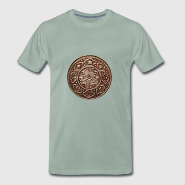 Nepal coin - Men's Premium T-Shirt