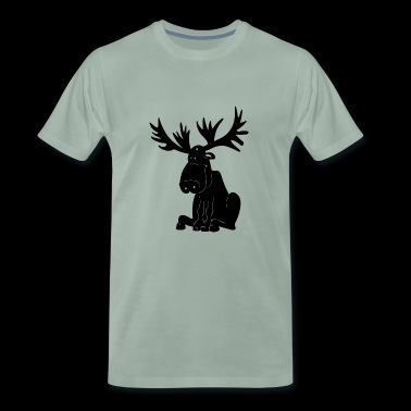 Limited Edition - Premium-T-shirt herr