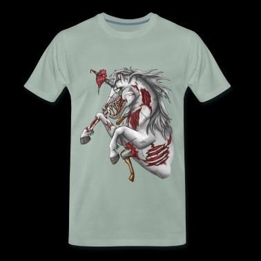 Revenge of the Unicorns - Version 2 - Men's Premium T-Shirt