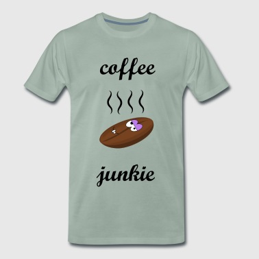 Suchbegriff 39 kaffee junkie morgenlatte 39 geschenke online bestellen spreadshirt - Morgenlatte lustig ...