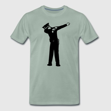 police tamponnant - T-shirt Premium Homme