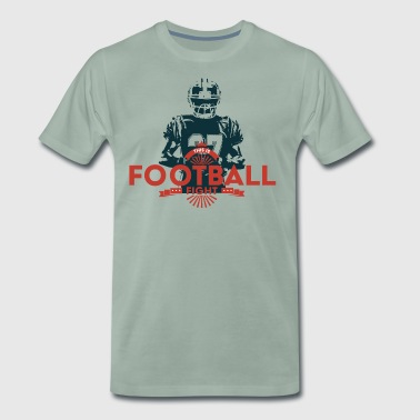 This is Football - Männer Premium T-Shirt