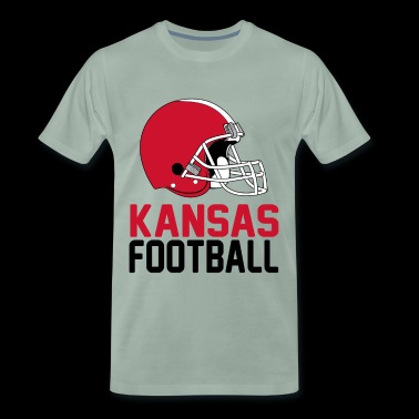 Helmet Kansas - Men's Premium T-Shirt