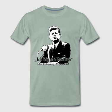 JF Kennedy - T-shirt Premium Homme
