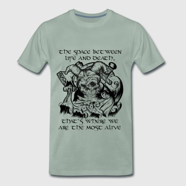 Old Viking - T-shirt Premium Homme