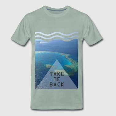 Take me back - Men's Premium T-Shirt