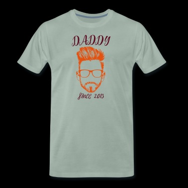 DADDY - since 2013! - Männer Premium T-Shirt
