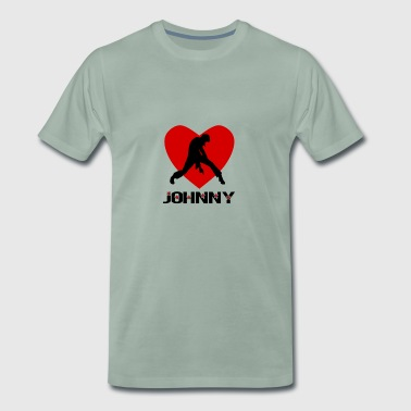 Johnny - Men's Premium T-Shirt