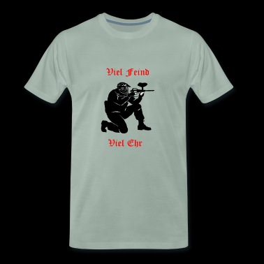 Much enemy much ore. - Men's Premium T-Shirt