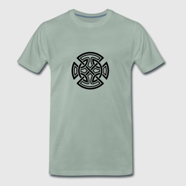 Irish Ornament - Männer Premium T-Shirt