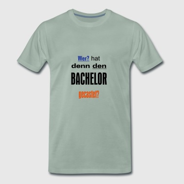 Bachelor Casting - Men's Premium T-Shirt