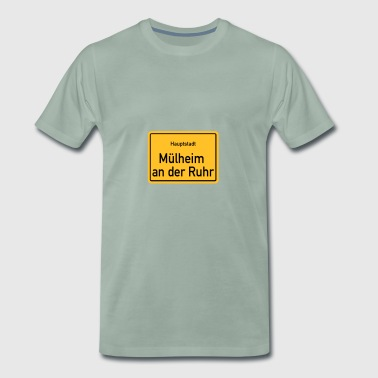 Capital M lheim an der Ruhr - Men's Premium T-Shirt