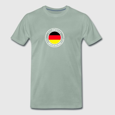 WÖRTH AT THE DANUBE - Men's Premium T-Shirt