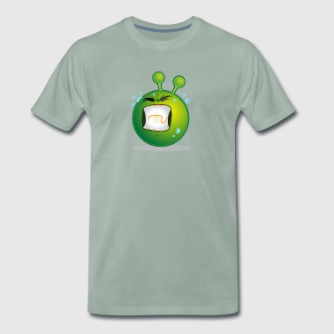 Green Monster - Men's Premium T-Shirt