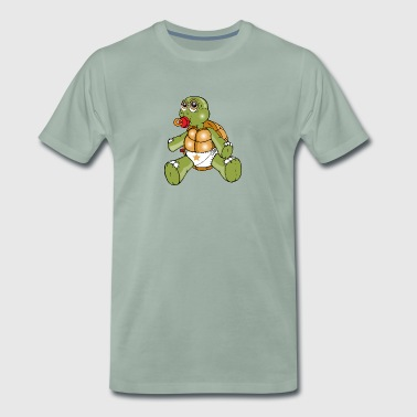 TURTLE TODDLER - Men's Premium T-Shirt