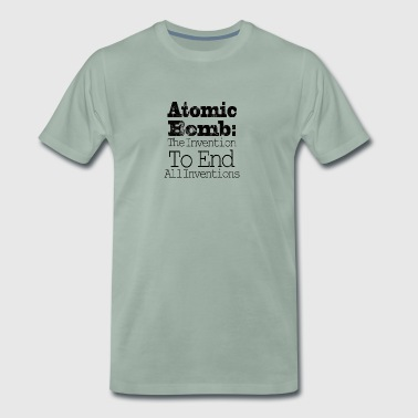 International Day against Nuclear Tests - Men's Premium T-Shirt