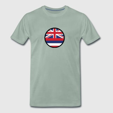 Under The Sign Of Hawaii - Men's Premium T-Shirt