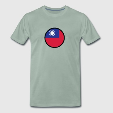 Marked By Taiwan - Men's Premium T-Shirt