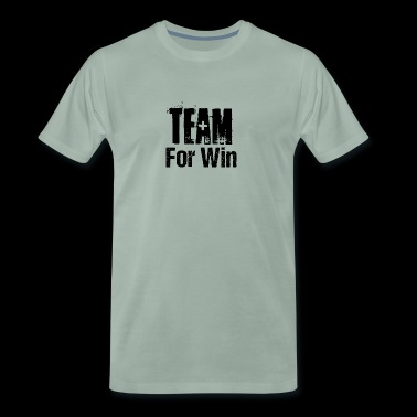 Team for the Win Competition Team Competition - Men's Premium T-Shirt