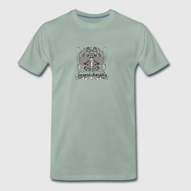 nonour and loyalty - Men's Premium T-Shirt