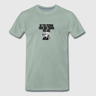 Be the Person - Men's Premium T-Shirt