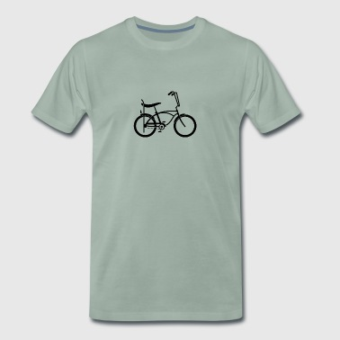 Old Bike - Men's Premium T-Shirt