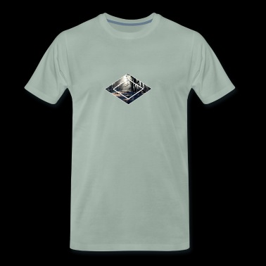 Forest forests in the forest - Men's Premium T-Shirt