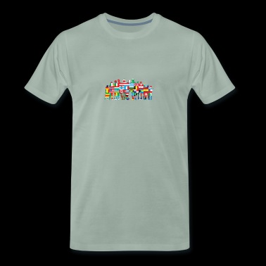 World community - Men's Premium T-Shirt