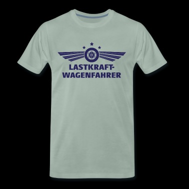 Lorry driver - Men's Premium T-Shirt
