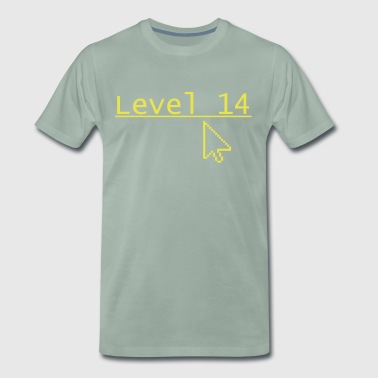 Level 14 - Men's Premium T-Shirt