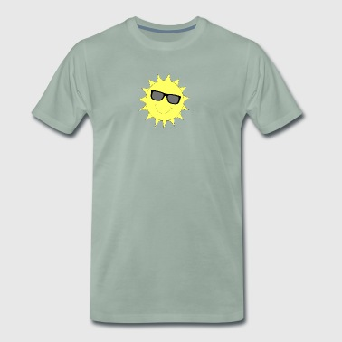 Happy Sun - T-shirt Premium Homme
