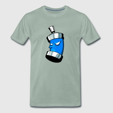 Spray - Men's Premium T-Shirt