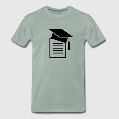 College hut  - Männer Premium T-Shirt