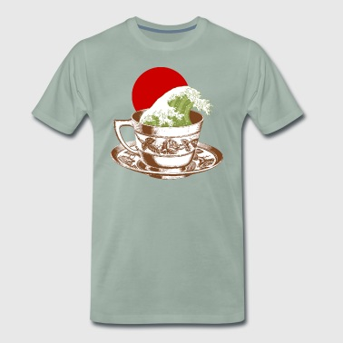 Japanese tea matcha - Men's Premium T-Shirt