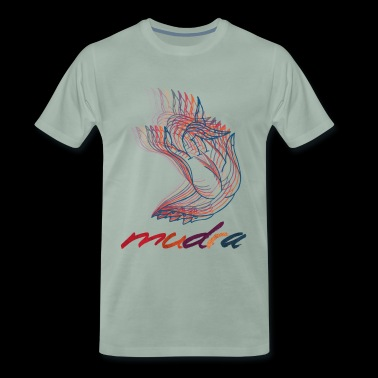 Mudra I - Men's Premium T-Shirt